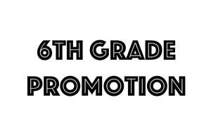 2019 6th Grade Promotion - article thumnail image